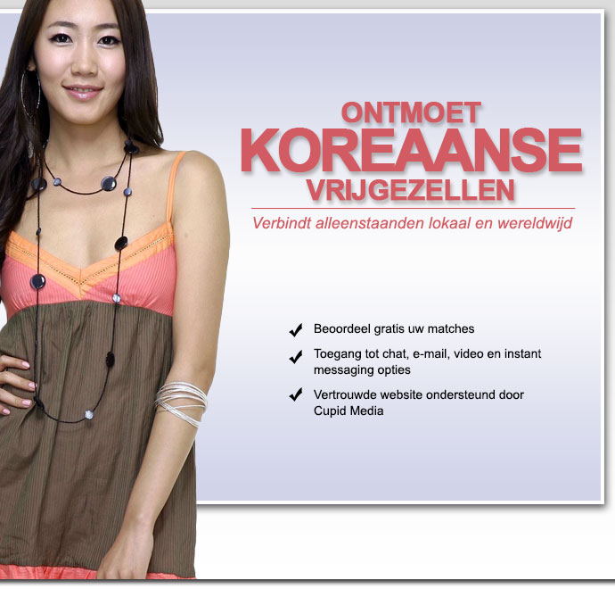 Koreaanse dating en singles!